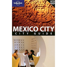 Libro Lonely Planet Mexico City *sk