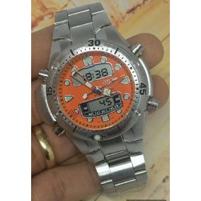 6130a244d12 Importado Eua -relógio Citizen Eco-drive - Relógios De Pulso no ...