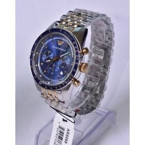 Relógio Emporio Armani Ar6088 Original + 3 Anos De Garantia