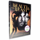 Serie La Bella Y La Bestia Temporada 2 Completa Dvd