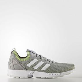 premium selection c4346 dcc53 adidas Originals Zx Flux Pk Ba7376 Nuevos Originales