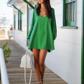 Vestidos verdes bogota
