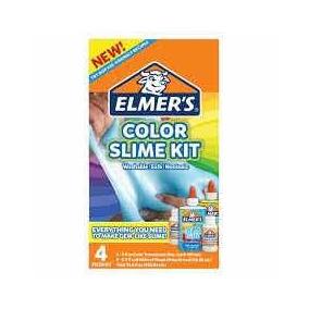 Elmers Color Slime Kit