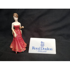 Boneca Importada Porcelana True Romance Royal Doulton