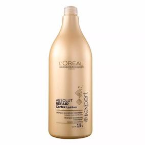 Loreal Absolut Repair Cortex Lipidium Shampoo - 1500ml