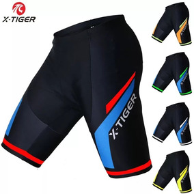 X-tiger 5d Pantalones Cortos De Ciclismo Acolchado Mtb Short