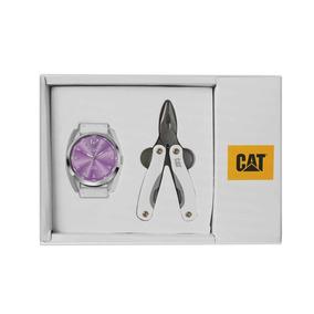 Set Reloj/heramienta Caterpillar 05.340.30.838.set Dama