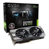 Tarjeta De Video Evga Gtx 1070 Geforce Ftw Gaming