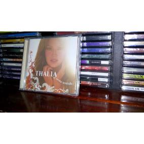 Cd Thalia El Sexto Sentido - Novo - Não Lacrado