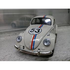 Fusca Herbie 1/32