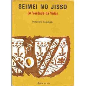 Livro Seimei No Jisso - Masaharu Taniguchi