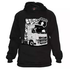 Blusa Moletom Caminhao - Caminhoneiro Agasalho De Frio Volvo 0477189fdf8