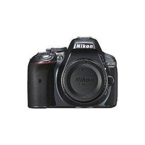 Nikon - D5300 Dslr (sólo El Cuerpo) - Gris
