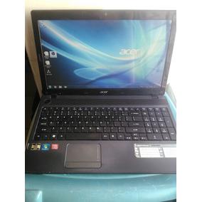 Laptop Marca Acer Enciende Pero Falla La Placa.leer Descrip