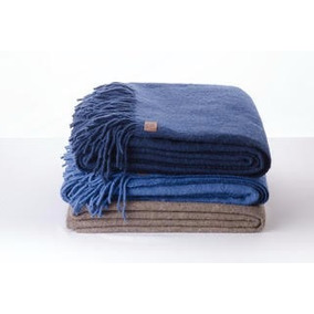 Mantas De Llama Warmi 100%fibras Naturales