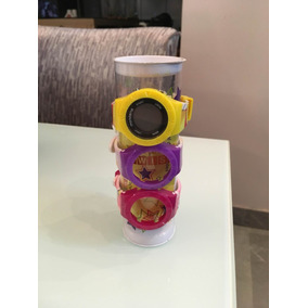 Relógio Infantil Mondaine Modelo Troca Pulseiras Novo