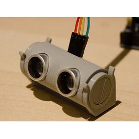 078607ae403 Porta Sensor Ultrasonico Soporte Hc Sr04 Ajuste De Angulo X3