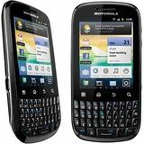 Celular Motorola Spice Key Xt316 Preto Leia O Anúncio