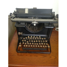 Maquina De Escrever Antiga Remington