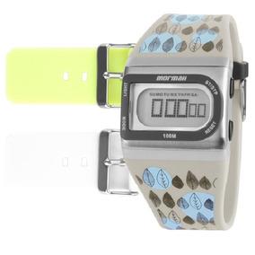 f5db5d451b7 Relogio Feminino Digital Mormaii - Relógios De Pulso no Mercado ...