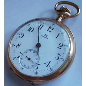 60b22dc107a Relogio Omega 007 Falso - Relógios De Bolso no Mercado Livre Brasil