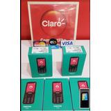 Telefone 3g Claro Fixo Residencial/gsm, Positivo P30, Anatel