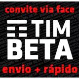 Tim-beta Convites Via-facebook Até 20 Gb E 2000 Minutos