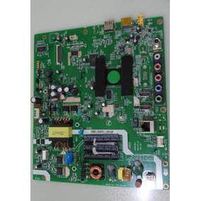 Placa Principal Tv Semp Toshiba Led Dl3944