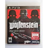 Wolfenstein The New Order Ps3* Play Magic
