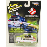 Cazafantasmas Ghostbusters Ecto1 Johnny Lightning