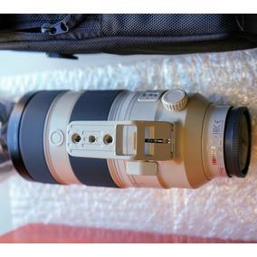 P.alegre: Lente Sony 100-400mm F4.5-5.6 Gm Oss