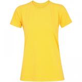 Camiseta Adams Básica Futebol - Feminina - Cor Amarelo 8767c9daae3