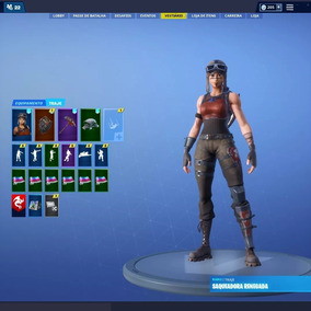Comta Fortnite 82 Skins + Renegade + Salve O Mundo