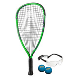 Head 223027so5 Mx Hurricane Racquetball Pack Agarre De 3 5/8