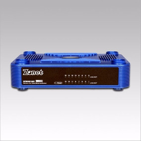 Switch Ethernet 10/100 Zfs3216p Zonet