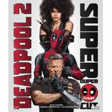 Blu-ray - Deadpool 2 - 2 Discos + Mat Extra + Version Extend