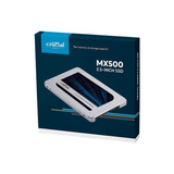 Crucial Ssd 250gb Mx500 Disco Solido Sata 3 +q 240 Btw