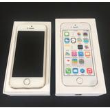 iPhone 5s 16gb Dourado Modelo: A1457