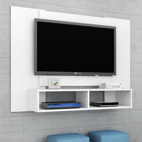 Painel Para Tv De 32 A 48 Polegadas Esplanada - Branco