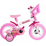 Bicicleta Aro 12 Princesinhas Bike - Styll Kids