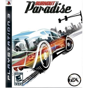 Burnout Paradise - Ps3 Mídia Física