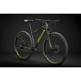 Bicicleta Mtb Sense Impact Sl 2019 Cinza/amar (l) + Brinde