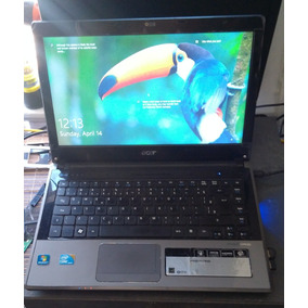 Notebook Acer 4745 I5 Ssd 120gb Hd 320gb 8gb Hdmi Windows 10