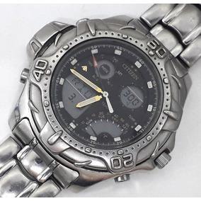 6ffd3f6e969 Relogio Citizen Promaster Temp C710 Serie Ouro Lindo - Relógios no ...