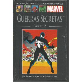 Salvat 07 Guerras Secretas Parte 02 - Bonellihq 7 Cx20 C19