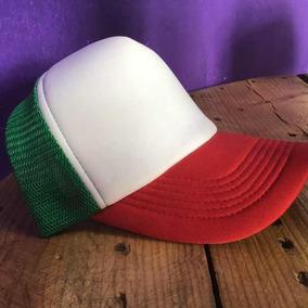 Gorra Red Combinada Lisa Para Bordar en Mercado Libre México 89c717bb59b