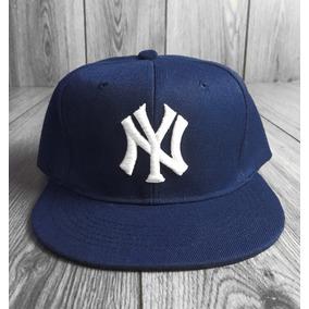 2f1d3302cc226 Gorra Yankees Beisbol Snapback Bordada Yankee Envio Gratis