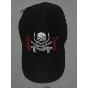 Bone Aba Reta Rock Mothor Head - Bonés para Masculino no Mercado ... f803b1e52ae