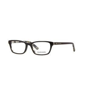 9b5e020127a2b Armacao Oculos Masculino Ck - Óculos Marrom no Mercado Livre Brasil