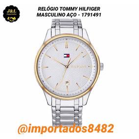 Relógio Tommy Hilfiger Masculino Aço - 1791491